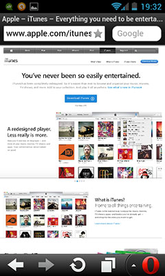 itunes on mobile